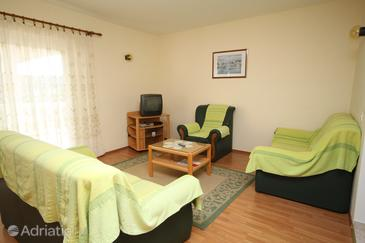Pirovac, Camera di soggiorno nell'alloggi del tipo apartment, WIFI.