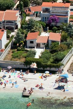 Rogoznica, Rogoznica, Property 6226 - Vacation Rentals near sea with pebble beach.