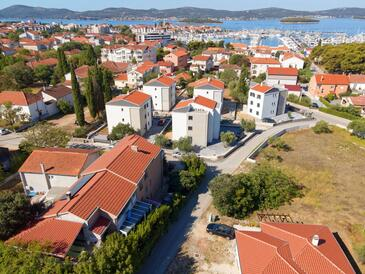 Biograd na Moru, Biograd, Property 6228 - Apartments with pebble beach.