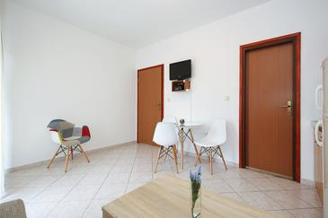 Sukošan, Dining room in the apartment, WiFi.
