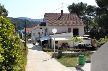 Brgulje, Molat, Objekt 6241 - Ubytování v blízkosti moře.