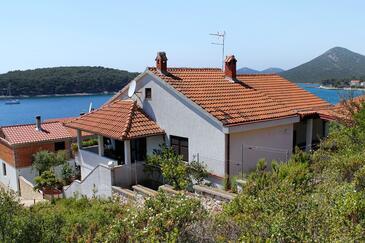 Brgulje, Molat, Objekt 6243 - Ubytování v blízkosti moře.