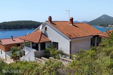 Brgulje, Molat, Объект 6243 - Апартаменты вблизи моря.