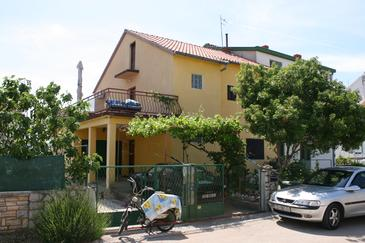 Biograd na Moru, Biograd, Property 6248 - Apartments and Rooms with pebble beach.