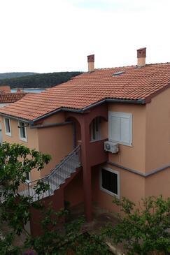 Brgulje, Molat, Szálláshely 6250 - Apartmanok a tenger közelében.