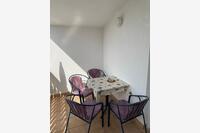 Apartmány s parkovištěm Sabunike (Zadar) - 6258