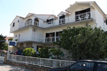 Vodice, Vodice, Property 6260 - Apartments and Rooms with pebble beach.