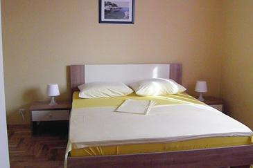 Vodice, Bedroom in the room, air condition available and WiFi.