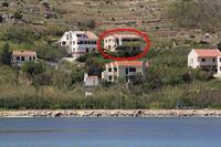 Апартаменты у моря Pag - 6272