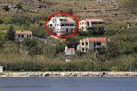 Апартаменты у моря Pag - 6273