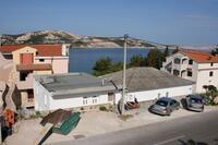 Apartmány u moře Stara Novalja (Pag) - 6301