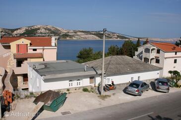 Stara Novalja, Pag, Объект 6301 - Апартаменты вблизи моря.