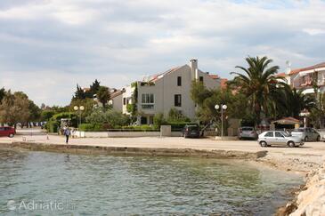 Zadar - Diklo, Zadar, Property 6333 - Apartments near sea with pebble beach.