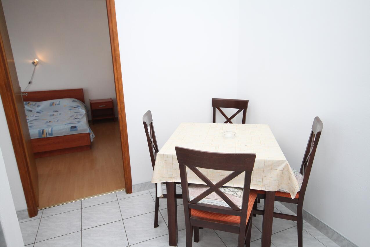 Ferienwohnung im Ort Metajna (Pag), Kapazität Ferienwohnung