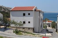 Apartments with a parking space Metajna (Pag) - 6337