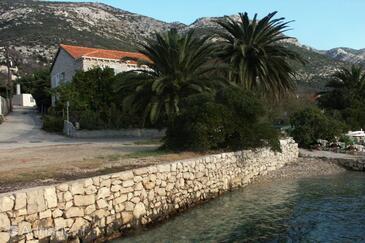 Viganj, Pelješac, Объект 634 - Апартаменты вблизи моря с галечным пляжем.