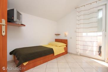 Novalja, Bedroom in the room, dopusteni kucni ljubimci i WIFI.
