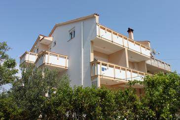 Novalja, Pag, Property 6344 - Apartments with pebble beach.