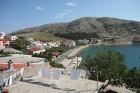 Apartments by the sea Metajna (Pag) - 6348