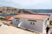 Апартаменты у моря Метайна - Metajna (Паг - Pag) - 6351