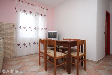 Vidalići, Dining room in the apartment, WIFI.