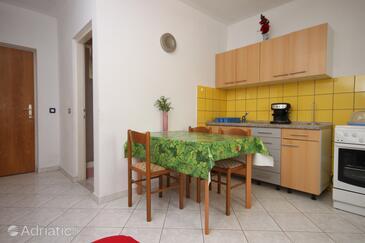 Vidalići, Ebédlő szállásegység típusa apartment, WiFi .