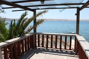 Apartments by the sea Vidalići, Pag - 6359