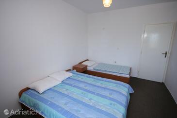 Povljana, Bedroom in the room, dopusteni kucni ljubimci.