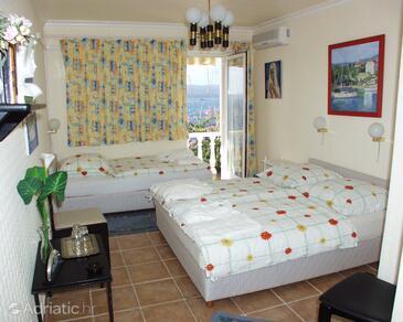 Postup, Bedroom in the room, dopusteni kucni ljubimci.