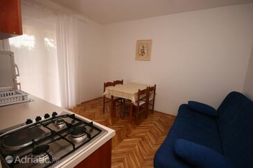 Stara Novalja, Столовая в размещении типа apartment, WiFi.