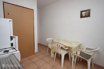 Vidalići, Dining room in the apartment, dopusteni kucni ljubimci.
