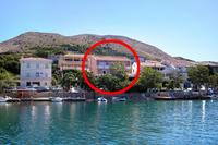 Apartments by the sea Metajna (Pag) - 6379