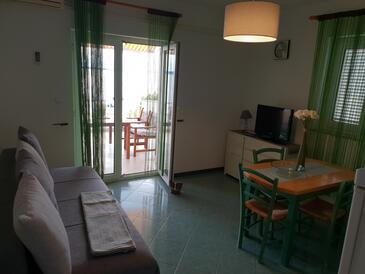 Mandre, Гостиная в размещении типа apartment, доступный кондиционер, Домашние животные допускаются и WiFi.
