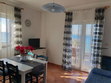 Mandre, Гостиная в размещении типа apartment, Домашние животные допускаются и WiFi.