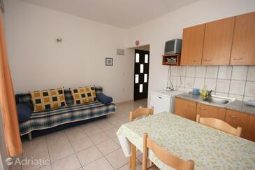 Zubovići, Living room in the apartment, dopusteni kucni ljubimci i WIFI.