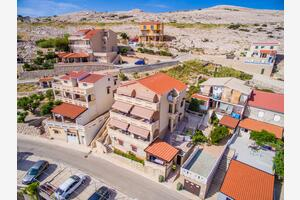 Apartments by the sea Zubovići (Pag) - 6387