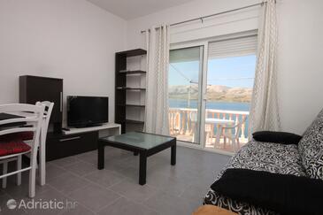 Zubovići, Obývací pokoj v ubytování typu apartment, s klimatizací, domácí mazlíčci povoleni a WiFi.