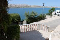 Apartments by the sea Zubovići (Pag) - 6394