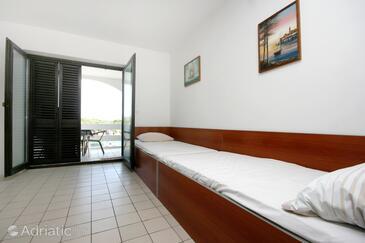 Potočnica, Obývací pokoj v ubytování typu apartment, s klimatizací a WiFi.