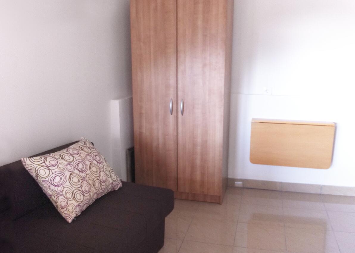 Ferienwohnung Studio Appartment im Ort Metajna (Pag), Kapazität 2+0 (1012276), Zubovici, Insel Pag, Kvarner, Kroatien, Bild 3