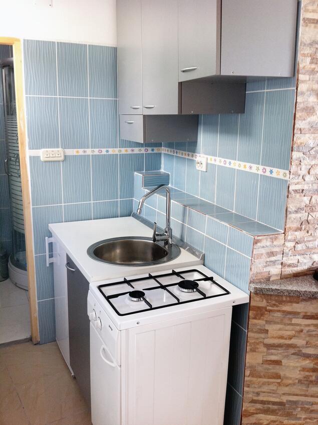 Ferienwohnung Studio Appartment im Ort Metajna (Pag), Kapazität 2+0 (1012276), Zubovici, Insel Pag, Kvarner, Kroatien, Bild 2