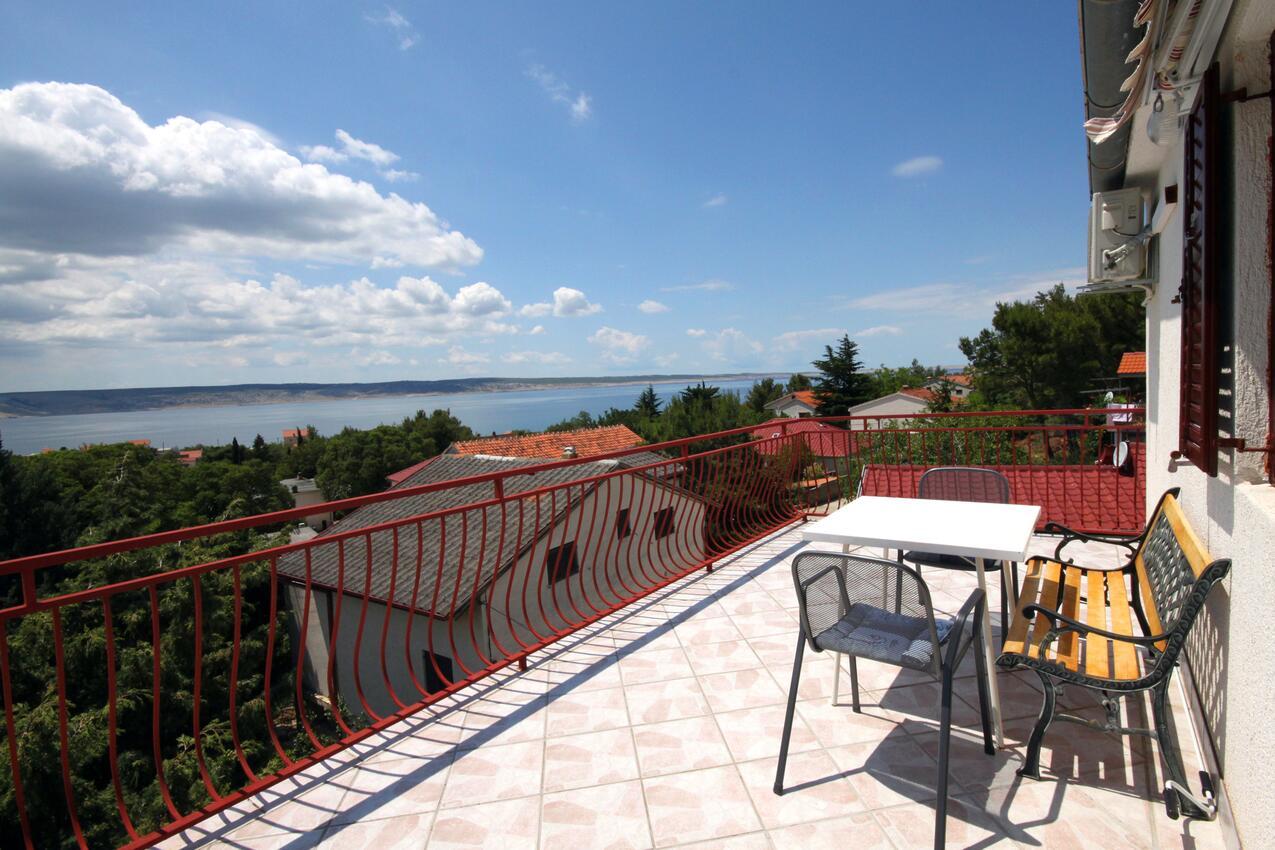 Ferienwohnung im Ort Starigrad (Paklenica), Kapazi Ferienwohnung