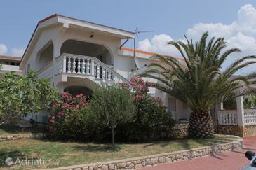 Povljana, Pag, Property 6435 - Apartments with sandy beach.