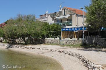 Grebaštica, Šibenik, Objekt 6437 - Ubytování v blízkosti moře s oblázkovou pláží.