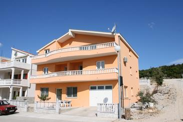 Sveti Petar, Biograd, Property 6443 - Apartments with pebble beach.