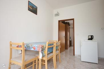 Vodice, Столовая в размещении типа apartment, WiFi.