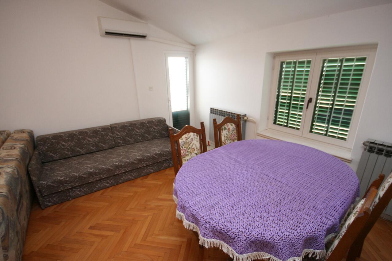 Ferienwohnung Studio Appartment im Ort Turanj (Biograd), Kapazität 2+1 (1582651), Turanj, , Dalmatien, Kroatien, Bild 2