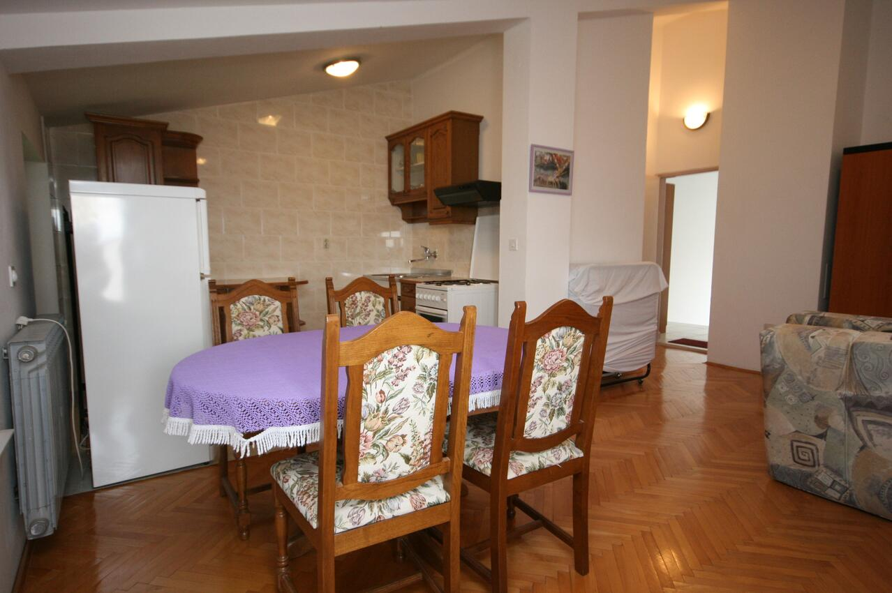 Ferienwohnung Studio Appartment im Ort Turanj (Biograd), Kapazität 2+1 (1582651), Turanj, , Dalmatien, Kroatien, Bild 3