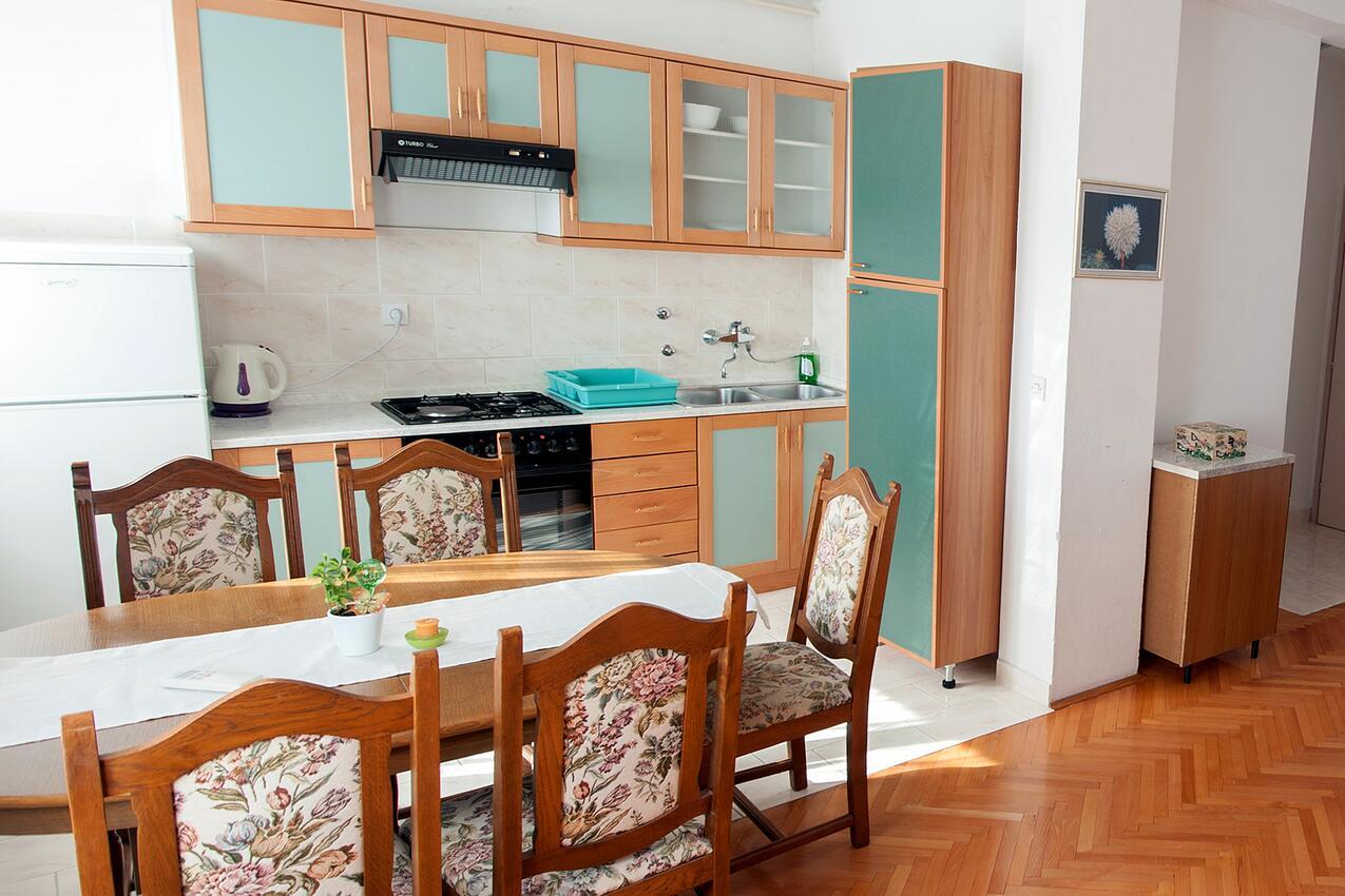 Ferienwohnung Studio Appartment im Ort Turanj (Biograd), Kapazität 2+1 (1582650), Turanj, , Dalmatien, Kroatien, Bild 5