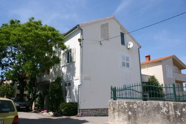 Biograd na Moru, Biograd, Property 6446 - Apartments with pebble beach.